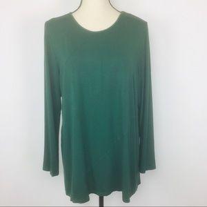 J Jill Wearever Collection tunic